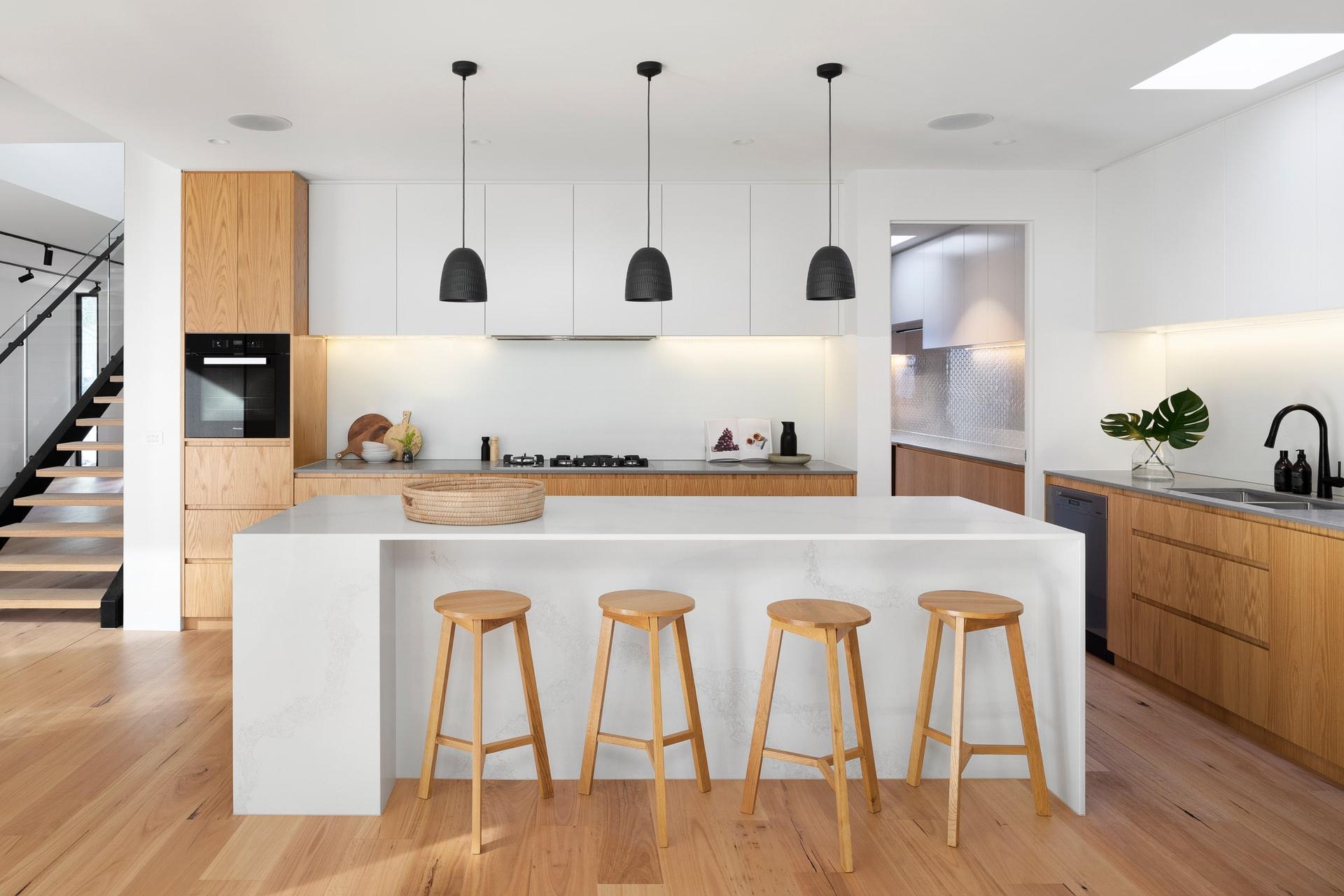 sustainable kitchens